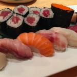 Assorted Sushi Sakana-Tei