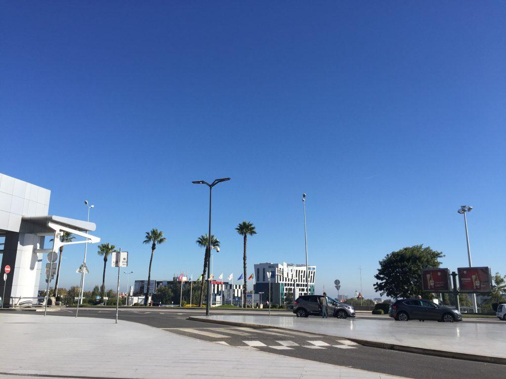ポルトガル・リスボン 空港