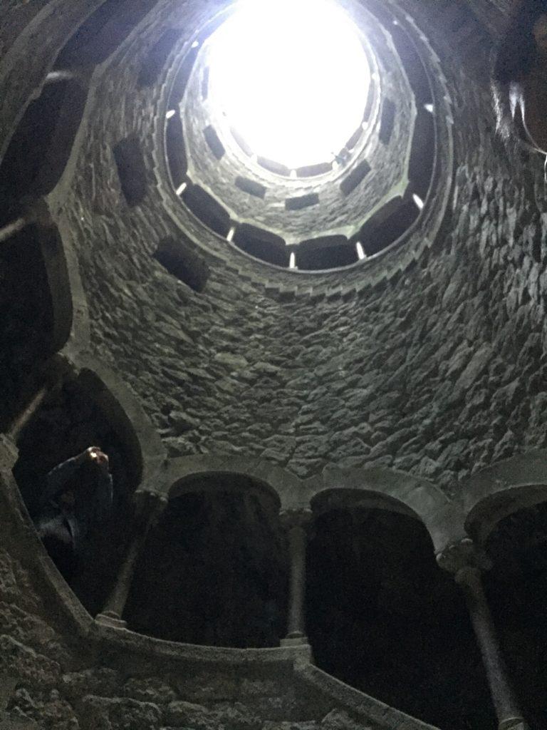 レガレイラ宮殿 Initiatic Well