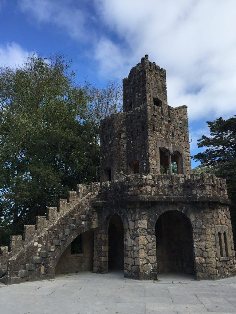 レガレイラ宮殿の塔