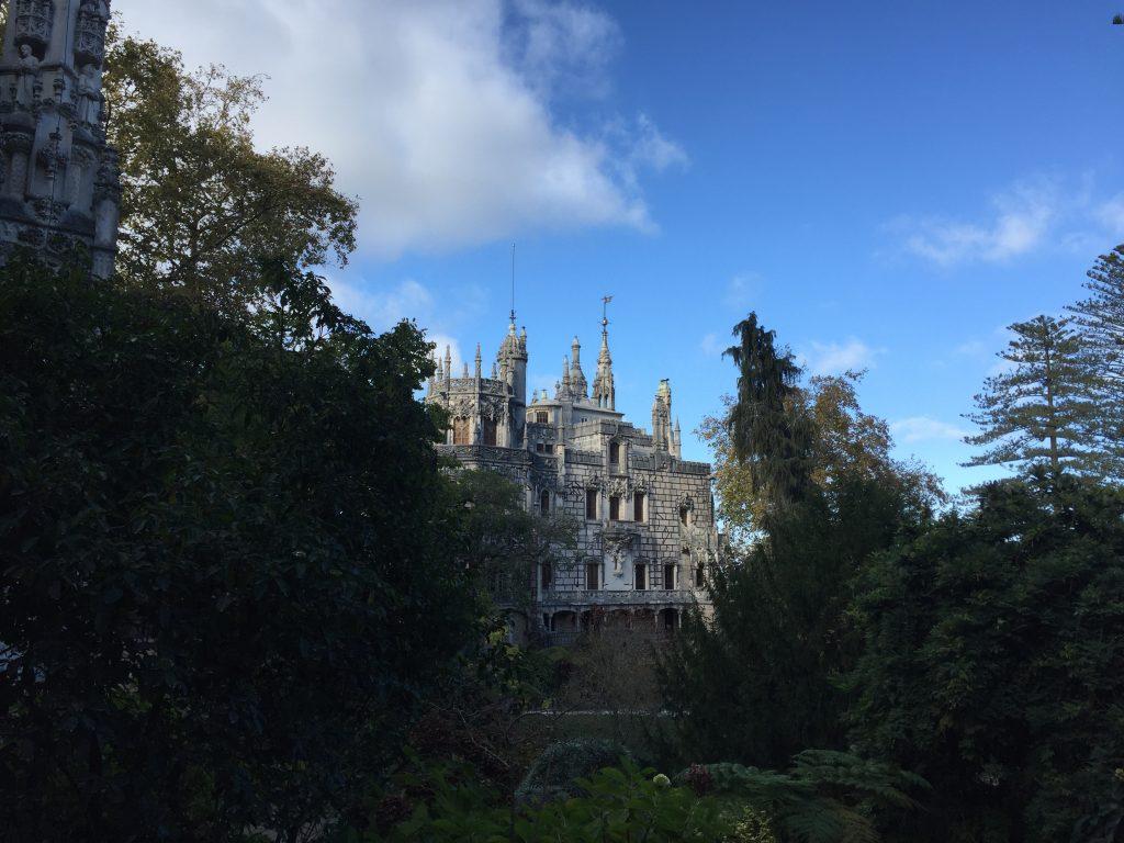 レガレイラ宮殿の館