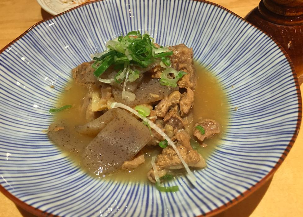 牛すじ煮 Sakana-Tei