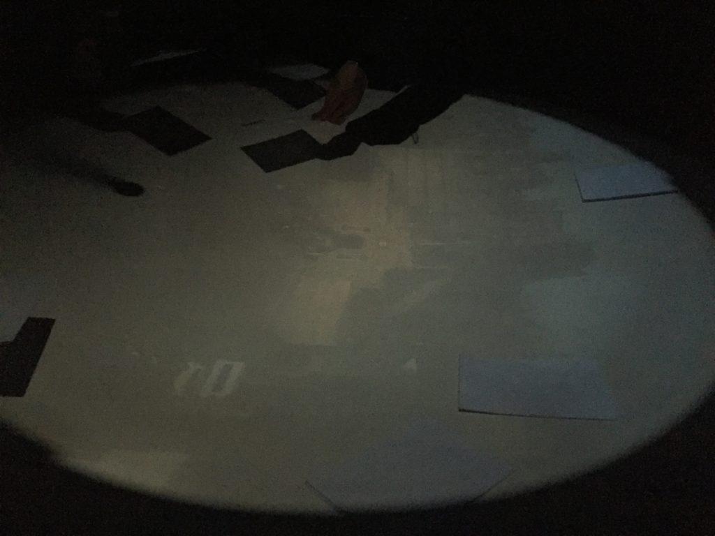 Camera Obscuraの映像