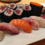 寿司盛り合わせ Sakana-Tei