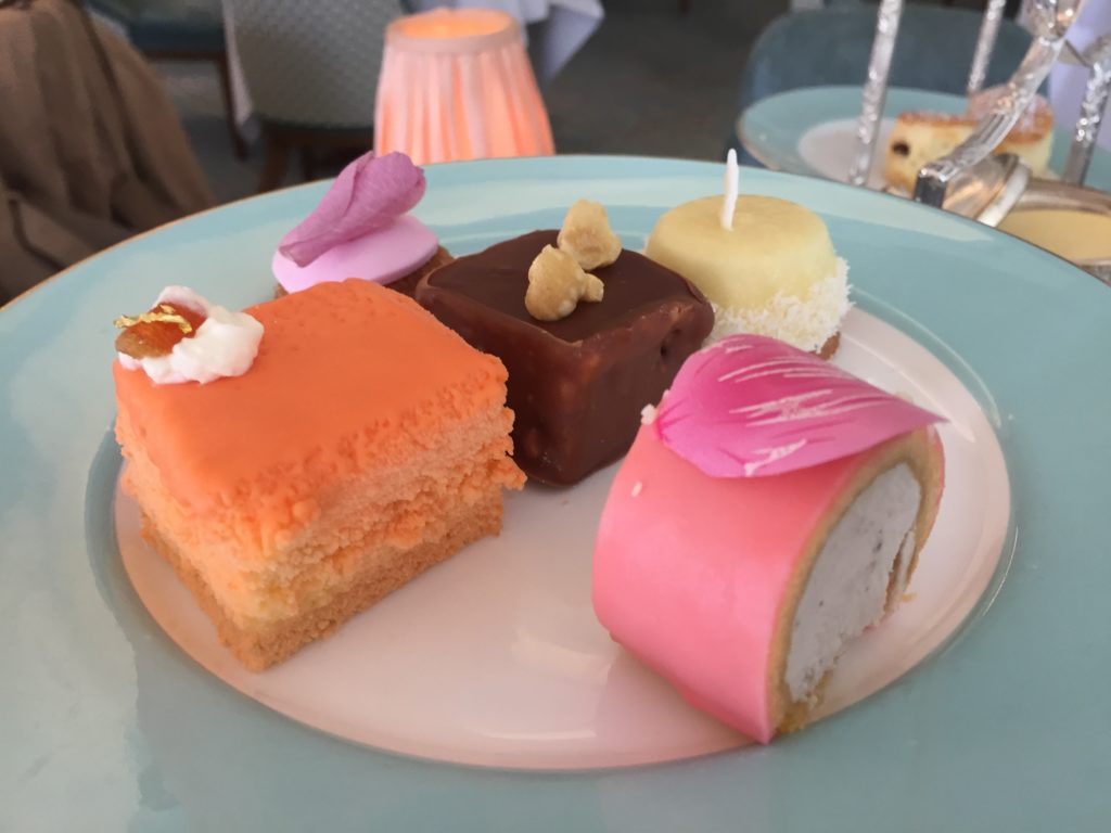 Afternoon Tea 3段目 Fortnum & Mason