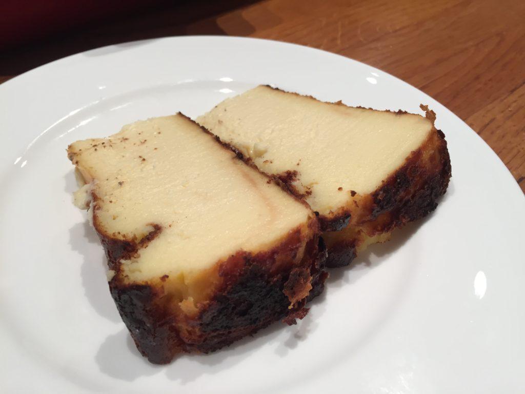 La Viña チーズケーキ