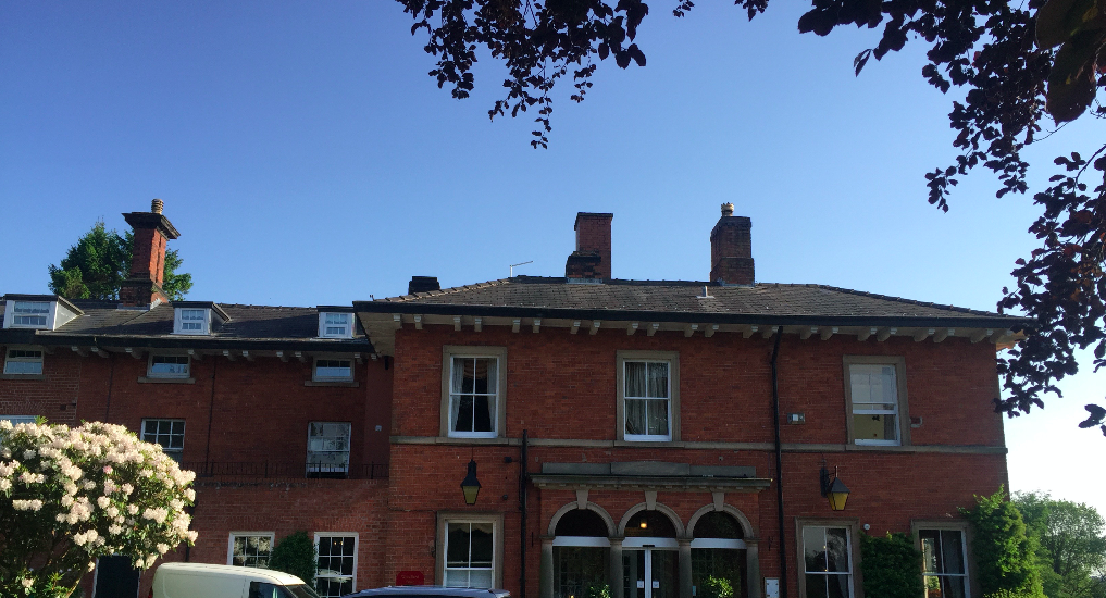 The Upper House Hotel