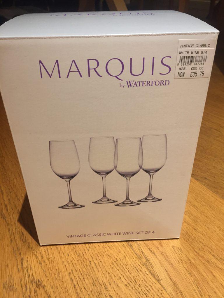 Waterford ワイングラス
